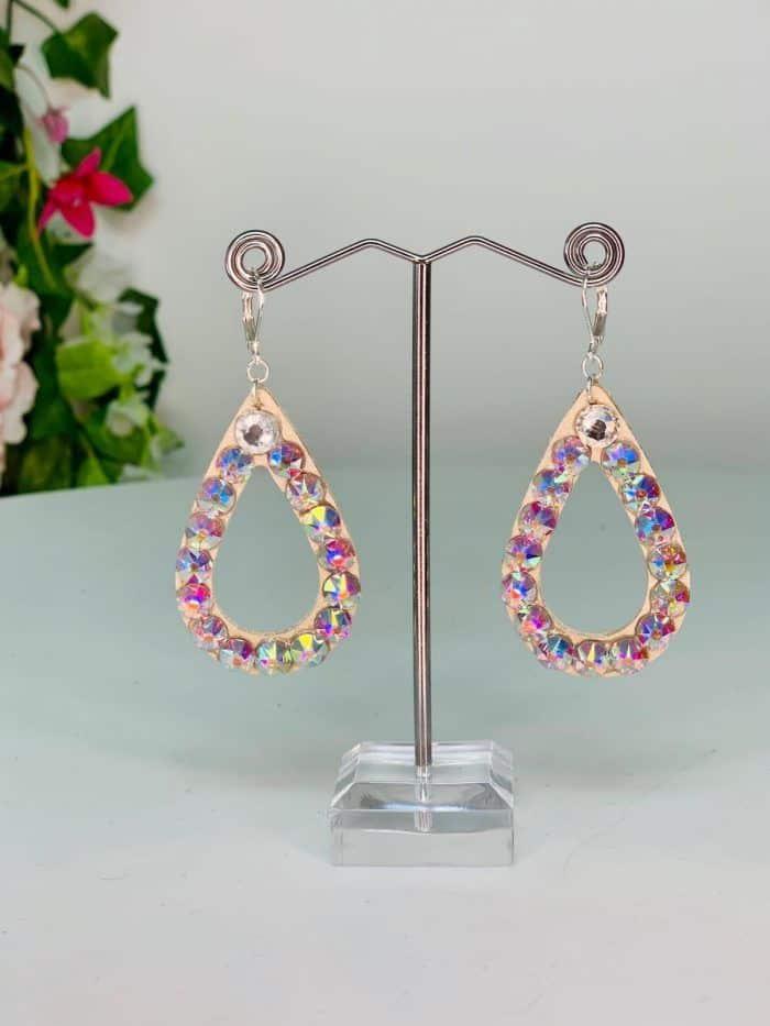 Drop Shaped Earrings - Lightweight Collection (L1) | Moonlight Design
